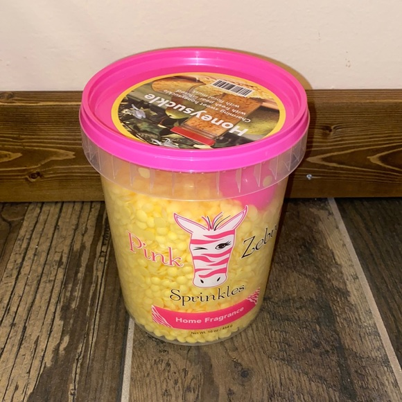Pink Zebra 🦓 Sprinkles~Honeysuckle~NEW